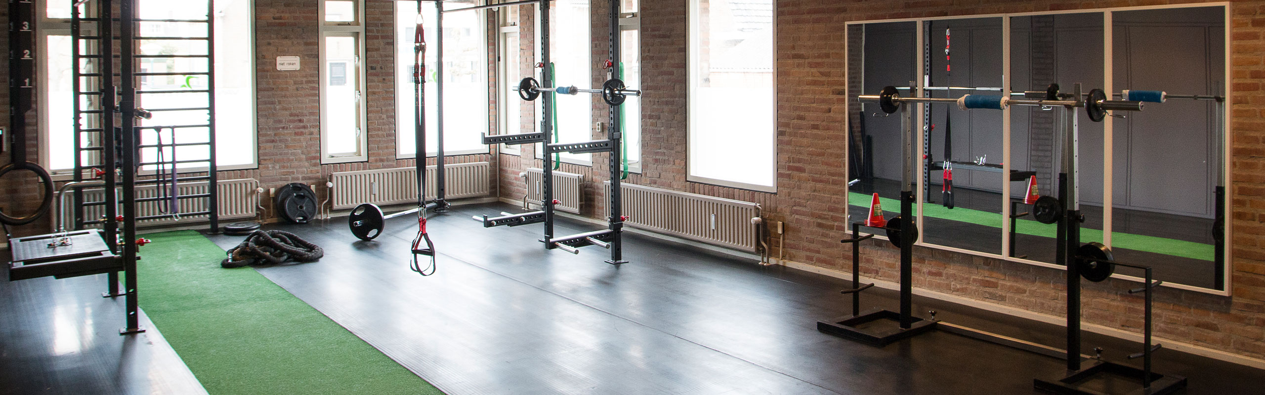open gym - topfit ammerzoden