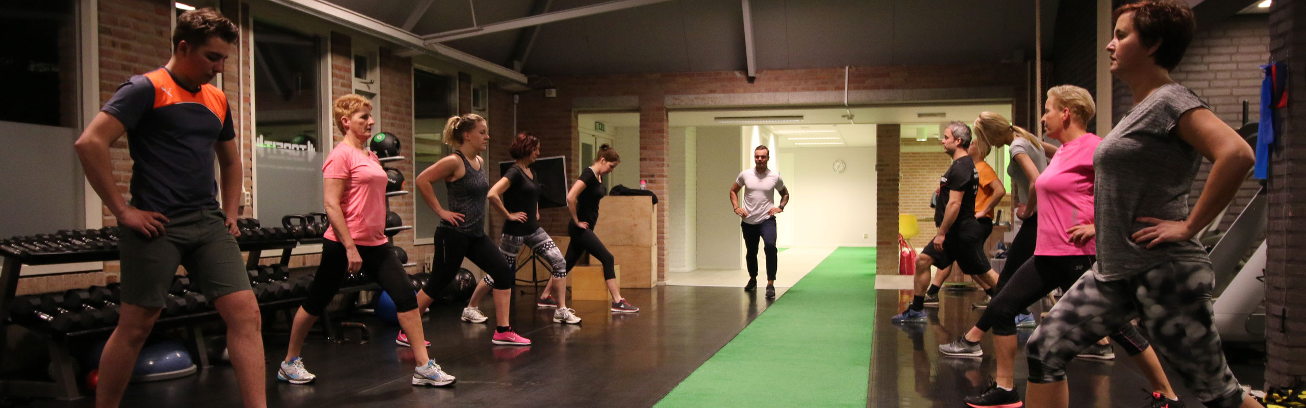 small group training - Topfit Ammerzoden