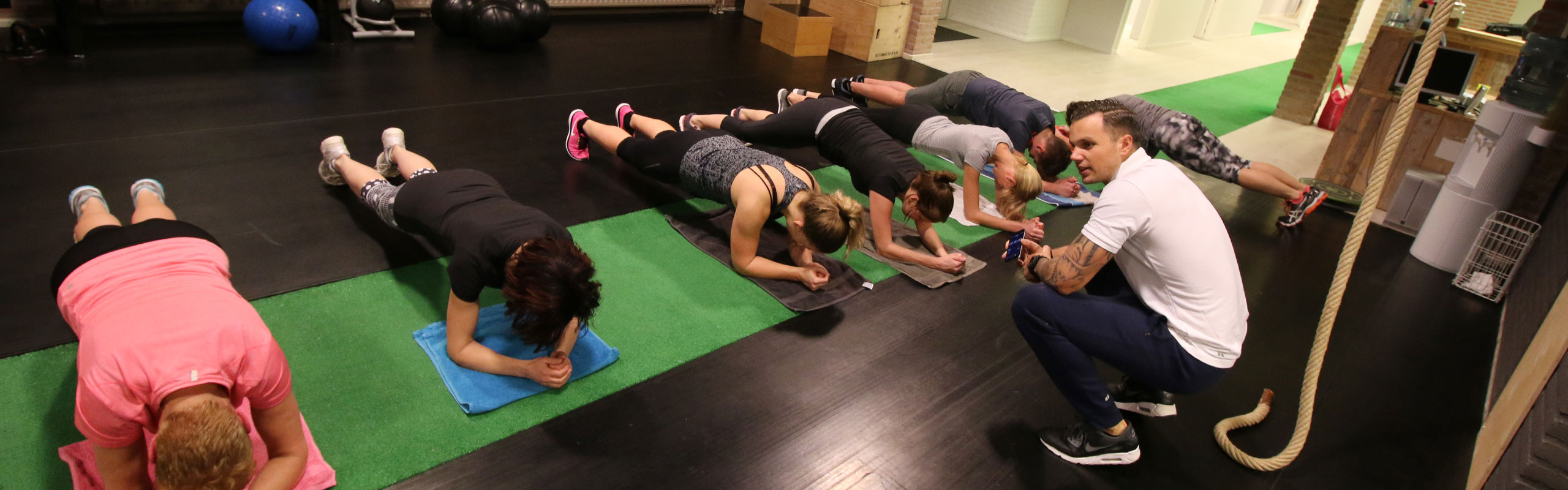 small group training - Topfit Ammerzoden